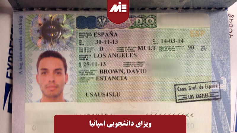 ویزای دانشجویی اسپانیا1