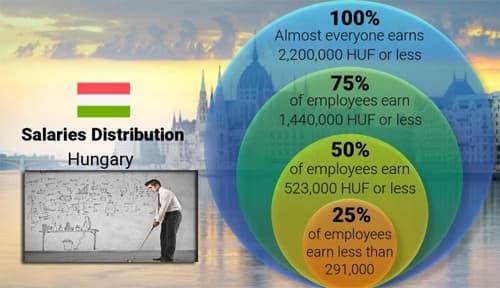 کار پس از تحصیل در مجارستان