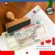 ویزای تحصیلی کانادا خانم غلامحسینی