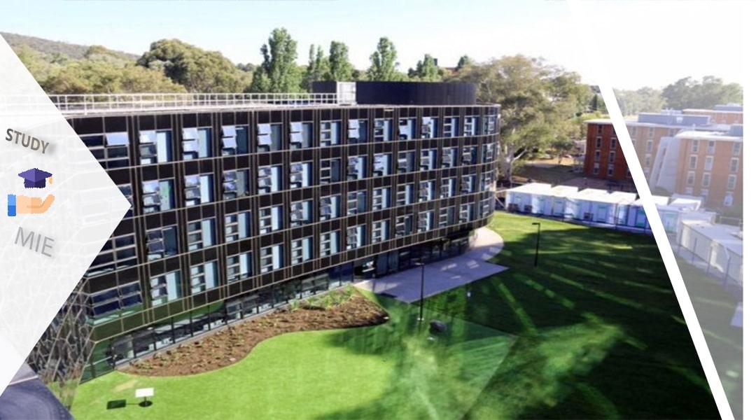 دانشگاه ملی استرالیا (ANU)