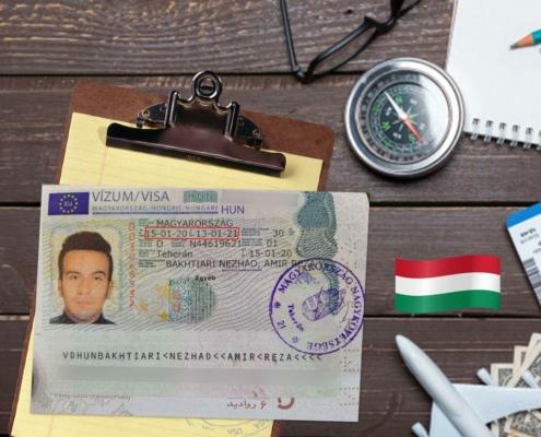 ویزای تحصیلی مجارستان-آقای امیررضا بختیاری نژاد