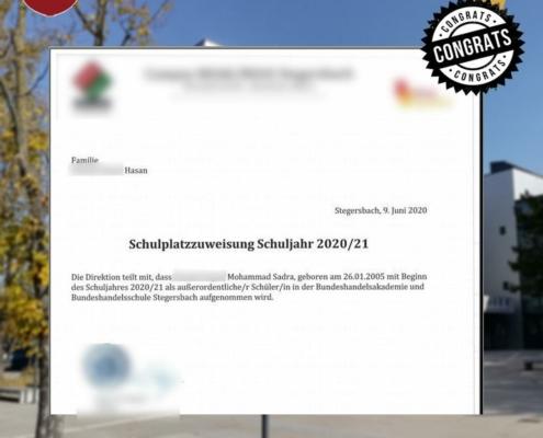 پذیرش تحصیلی مدارس اتریش – آقای حسینی